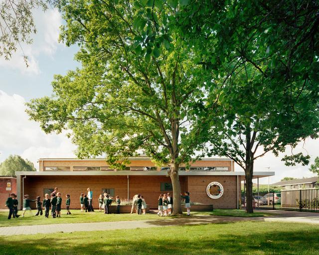 Whiteheath Primary School. The Architects Practice.