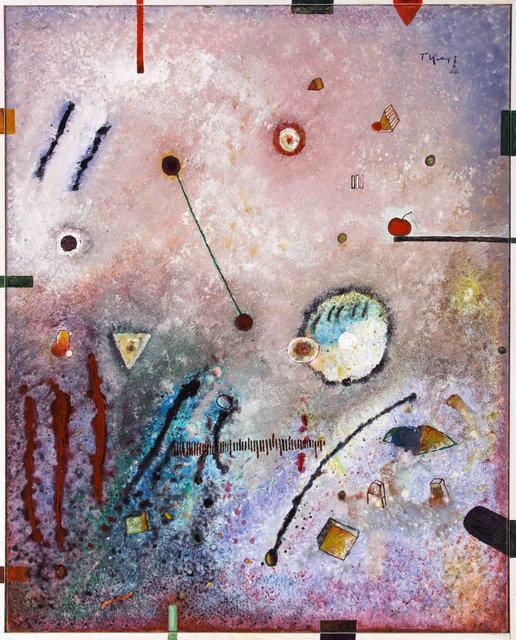 Poranna melodia (temp, olej,płótn) 83x67cm,2016r..jpg