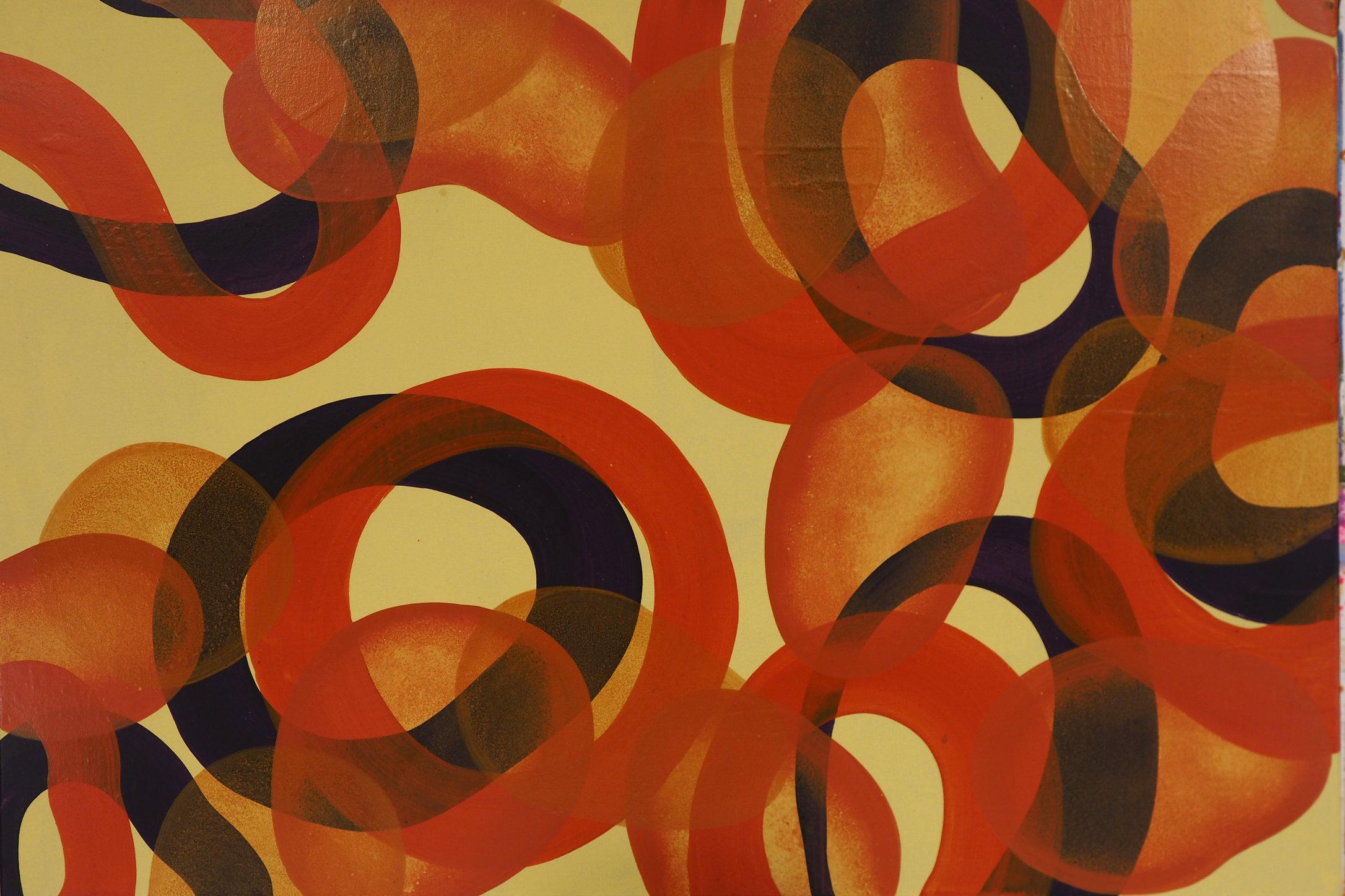 Tranquilidad 065 110x75 akryl płótno