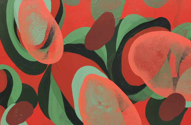Tranquilidad M 013 75x50 akryl płótno