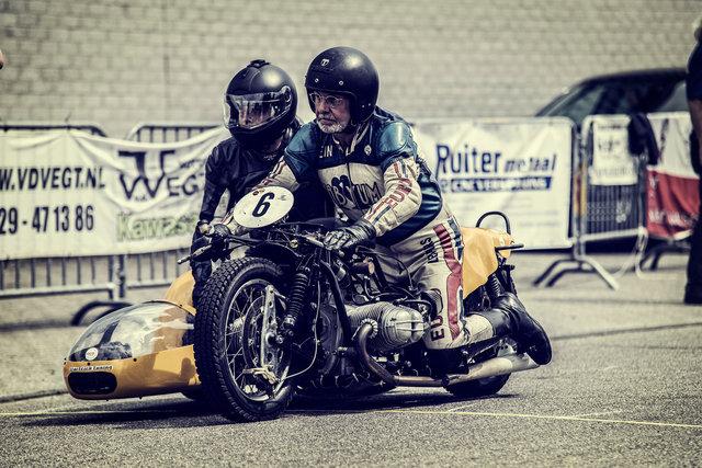 Classic Racedemo Dalfsen 2014