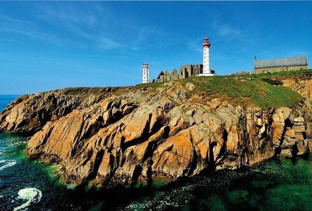 Pointe Saint-Mathieu, Finistère