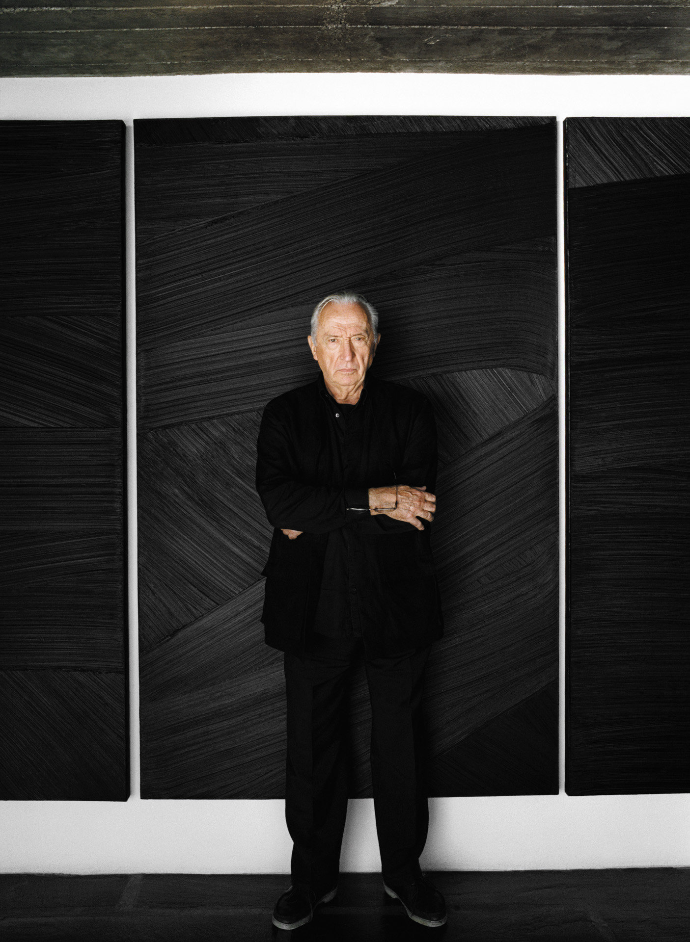PIERRE SOULAGES-SETE-FRANCE 2003