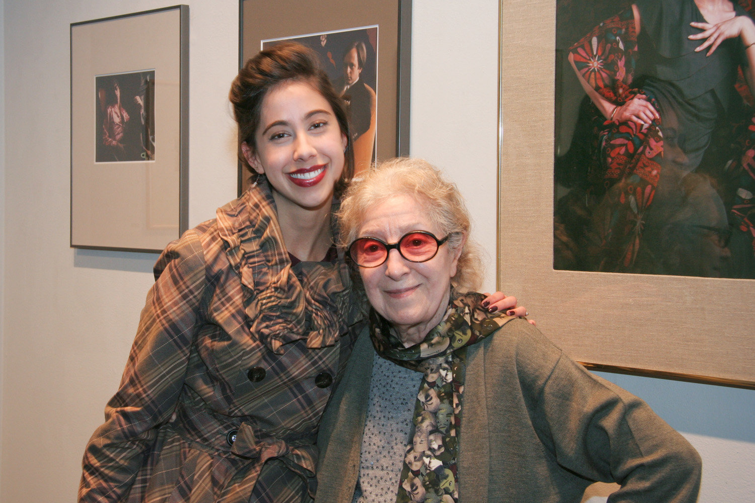Celebrating Marie Consindas at the Photographic Resource Center