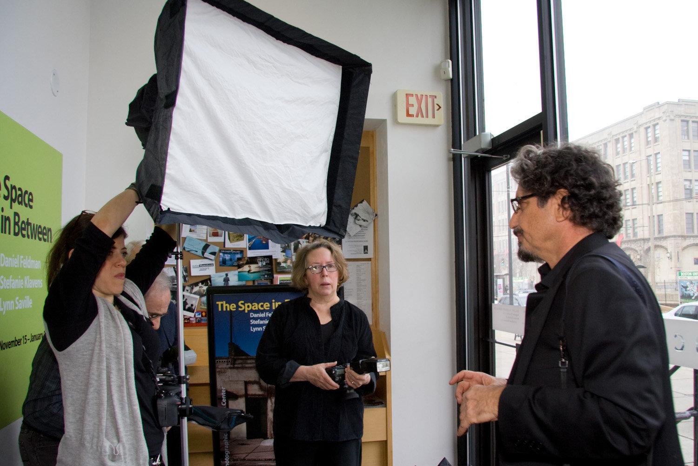 Lighting Workshop, Photographic Resource Center