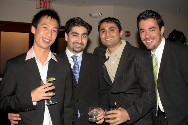 Boston University Business School event