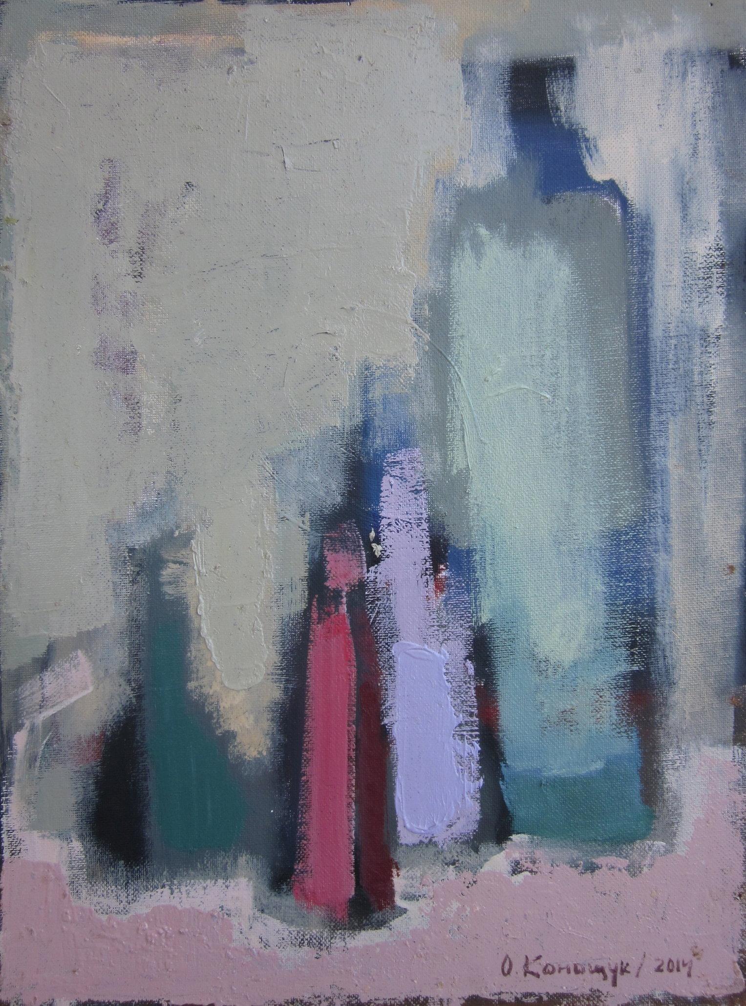 'Bottles II'
