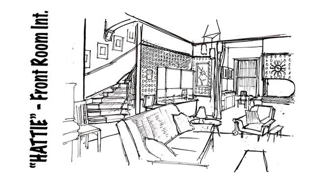 Int. Living Room
