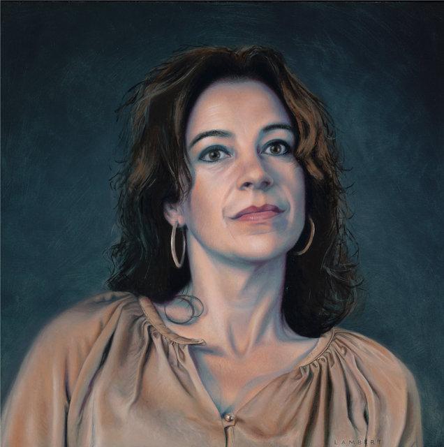 Portret van Gertrude ('14), 2020