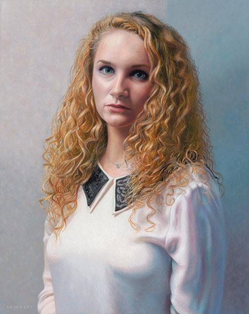 Portret van Ysabel ('15) 2020