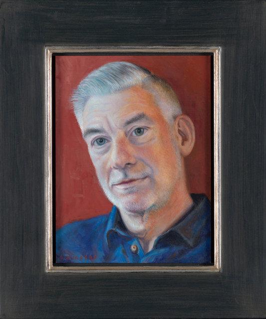 Kleine portretstudie Henri, 2017
