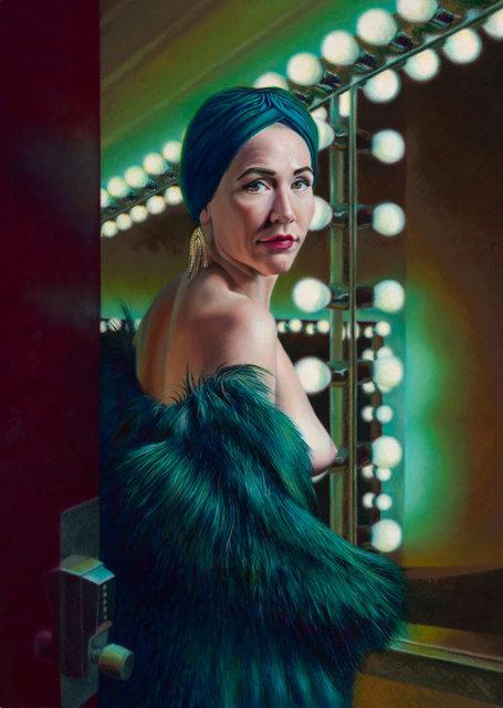 'The Dressing Room' (Julia), 2018