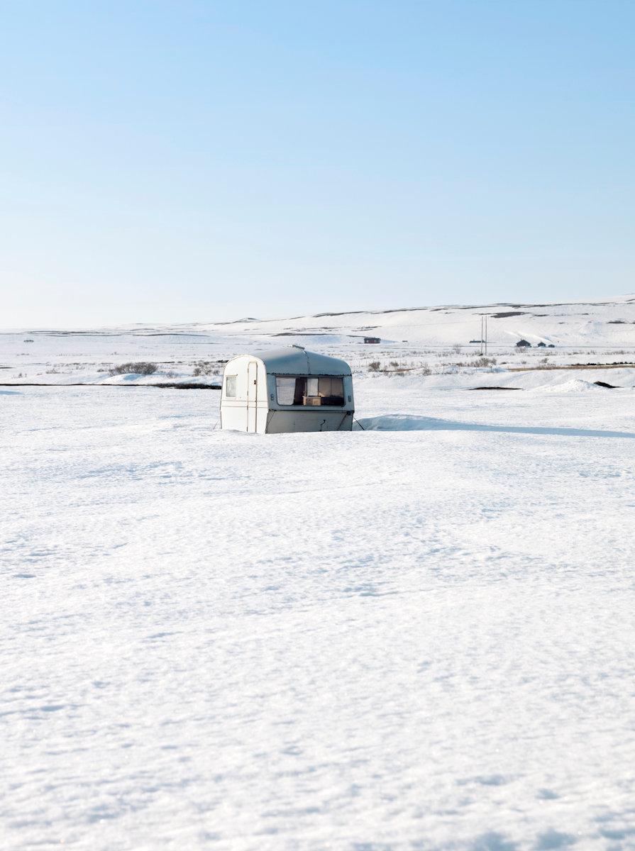 Abandoned caravan  © Jeroen Toirkens