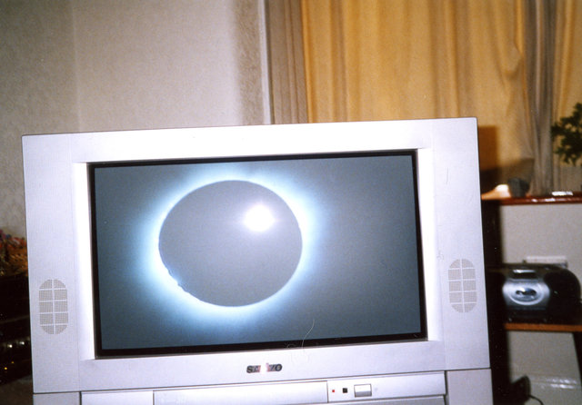 Solar Eclipse 'Total' ImgTV025