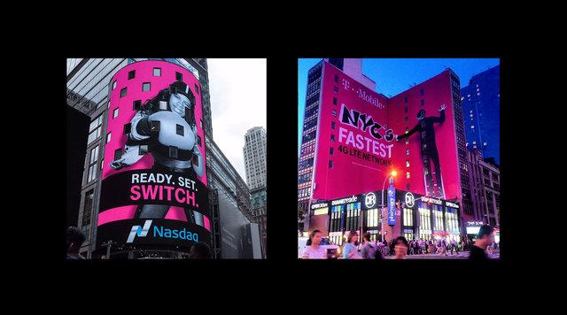 Case study. Times Square.