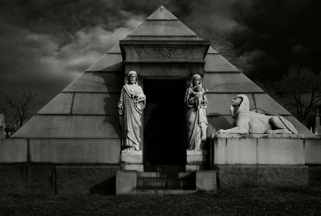 Greenwood Mausoleum, Brooklyn NY