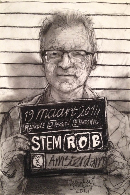 """Meinbert Gozewijn van Soest, """"ROB"""", 2014"""