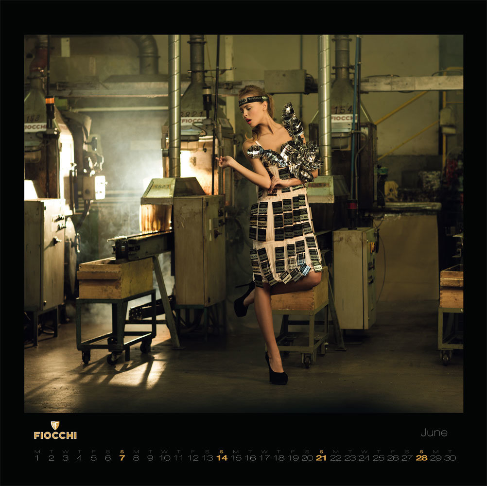 Fiocchi - corporate calendar 2015