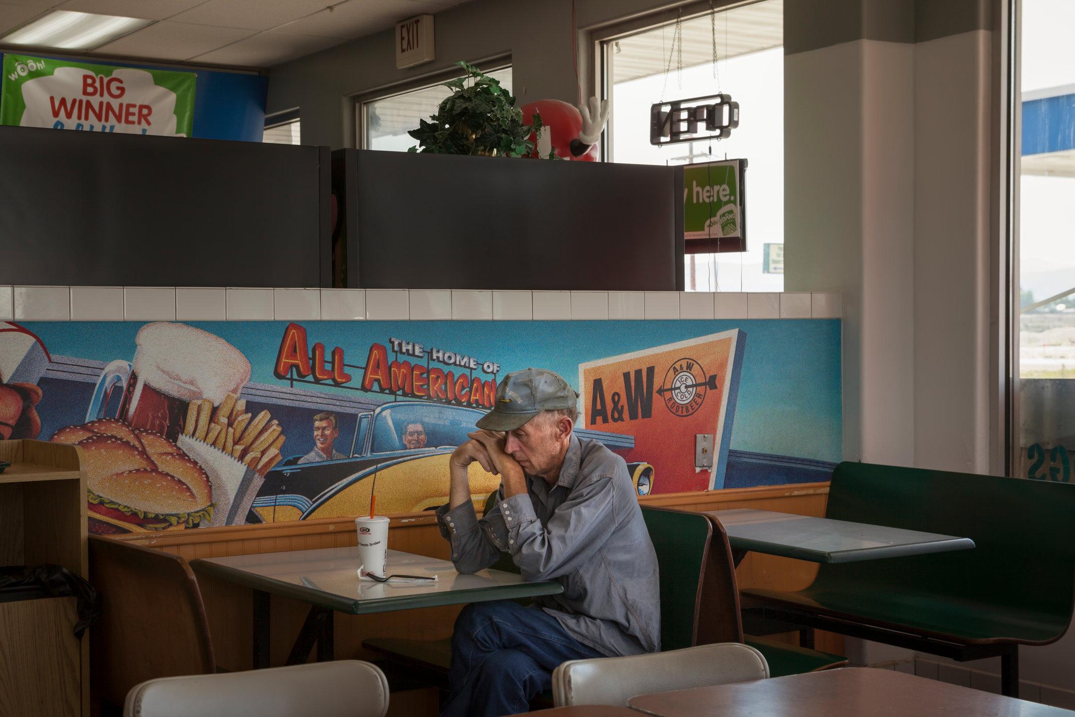 Waiting, McCammon, Idaho