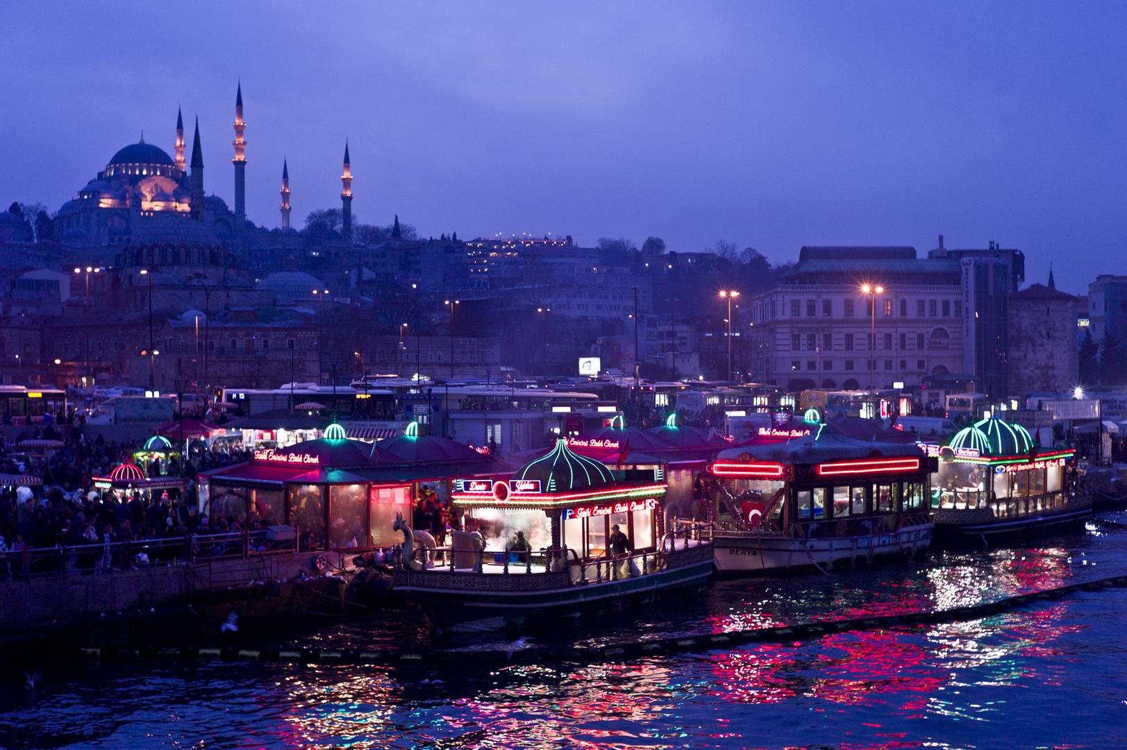 Istanbul, Turkey. 2012.