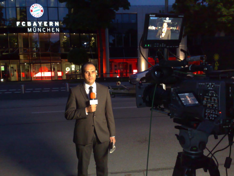 Al Jazeera, UEFA Champions League
