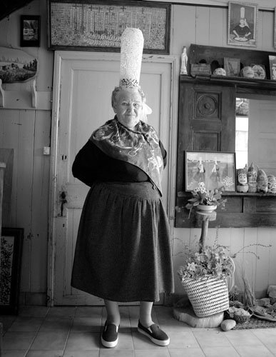 Jeanne Guegen, Loctudy, Finistère,2001