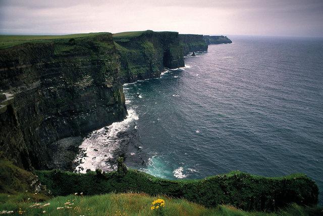 Falaises de Moher II,comté de Clare