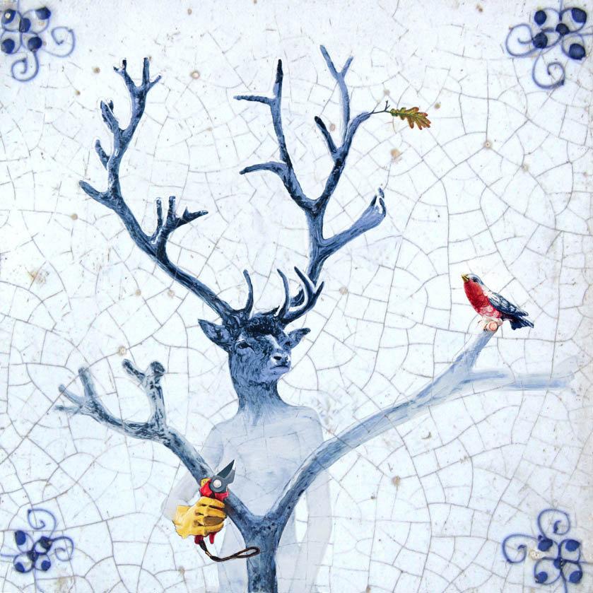 "Patrick Bergsma ""Dear Bird"" 2013"