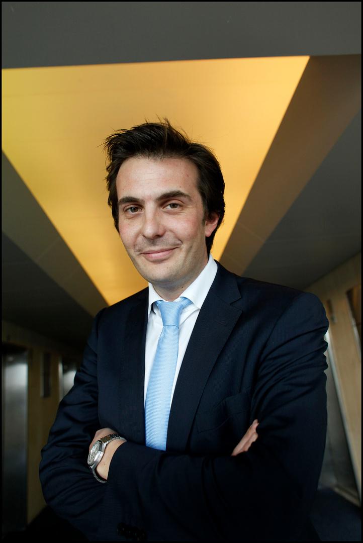 Yannick Bolloré, DG de Bolloré Média