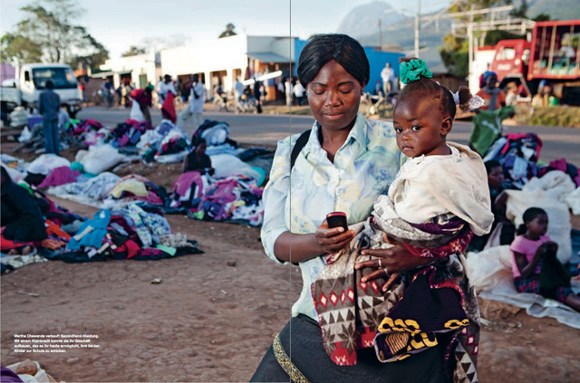 CS Sonderbeilage Mikrofinanz, Malawi 2012
