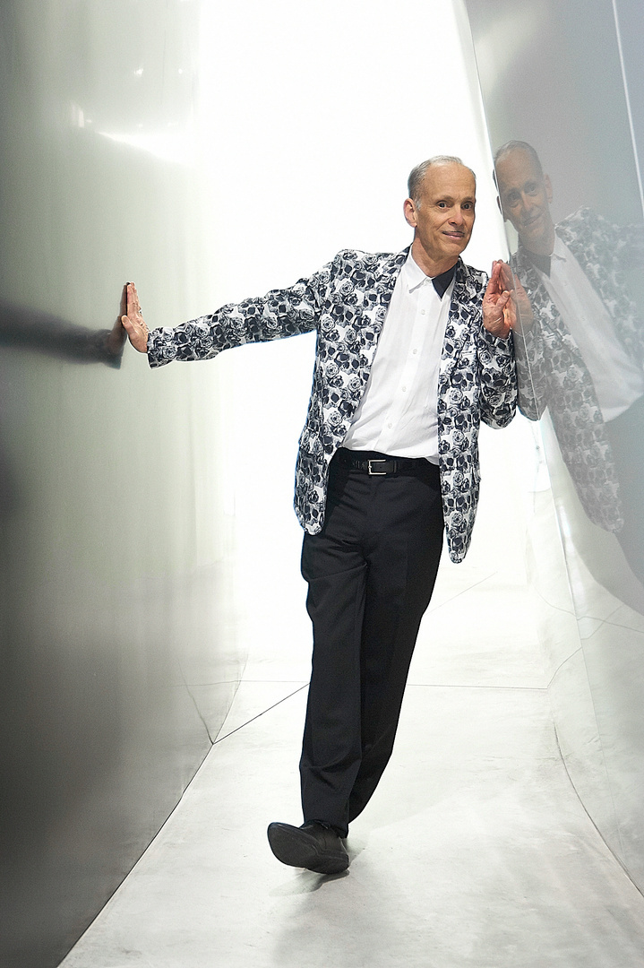 John Waters pushes the boundaries