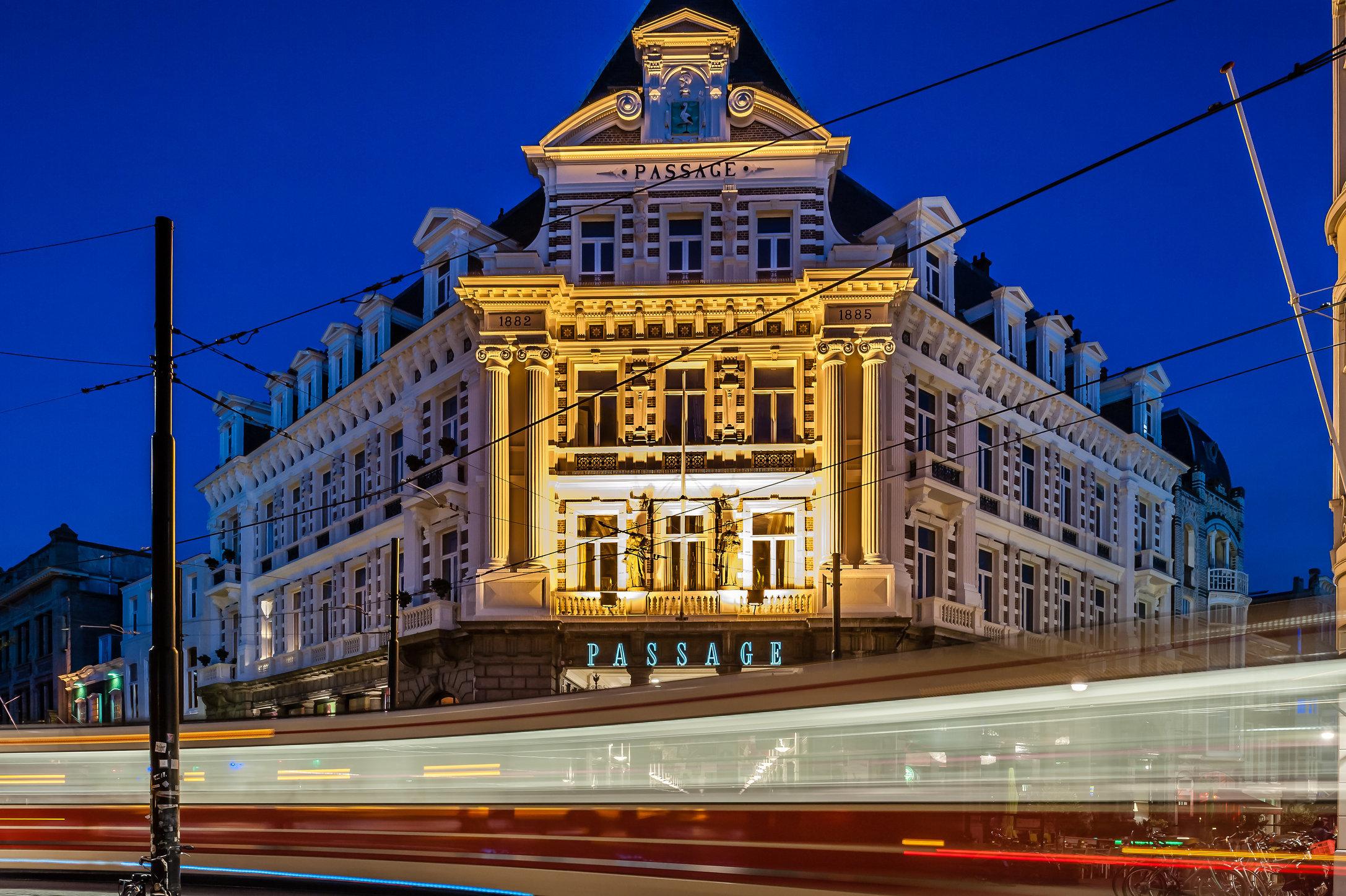 De Passage, Den Haag