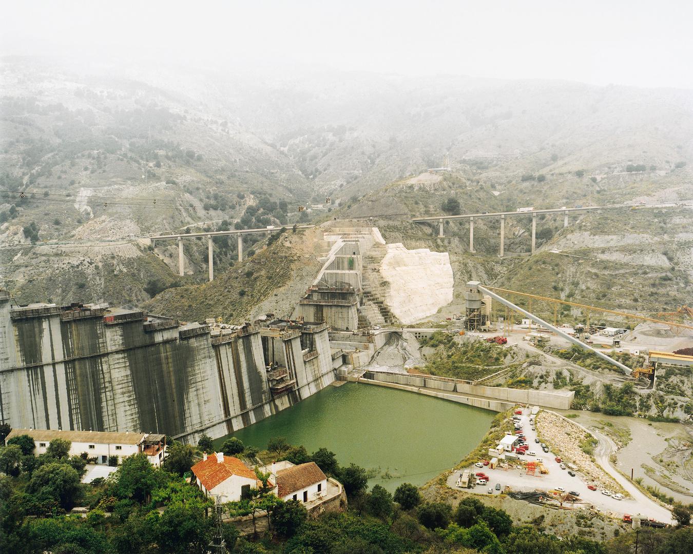 Rules Dam, Andalucia