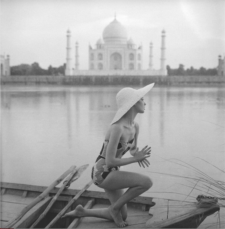 The Taj Mahal, Vogue, 1956 ©Norman Parkinson Ltd.png