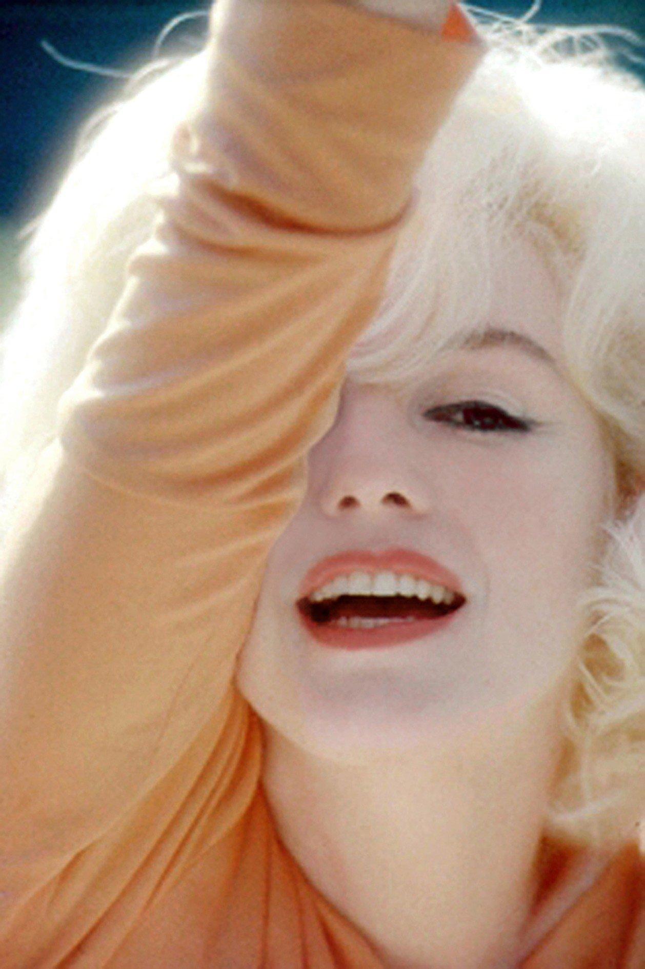 Marilyn Monroe, Beverly Hills, 1962