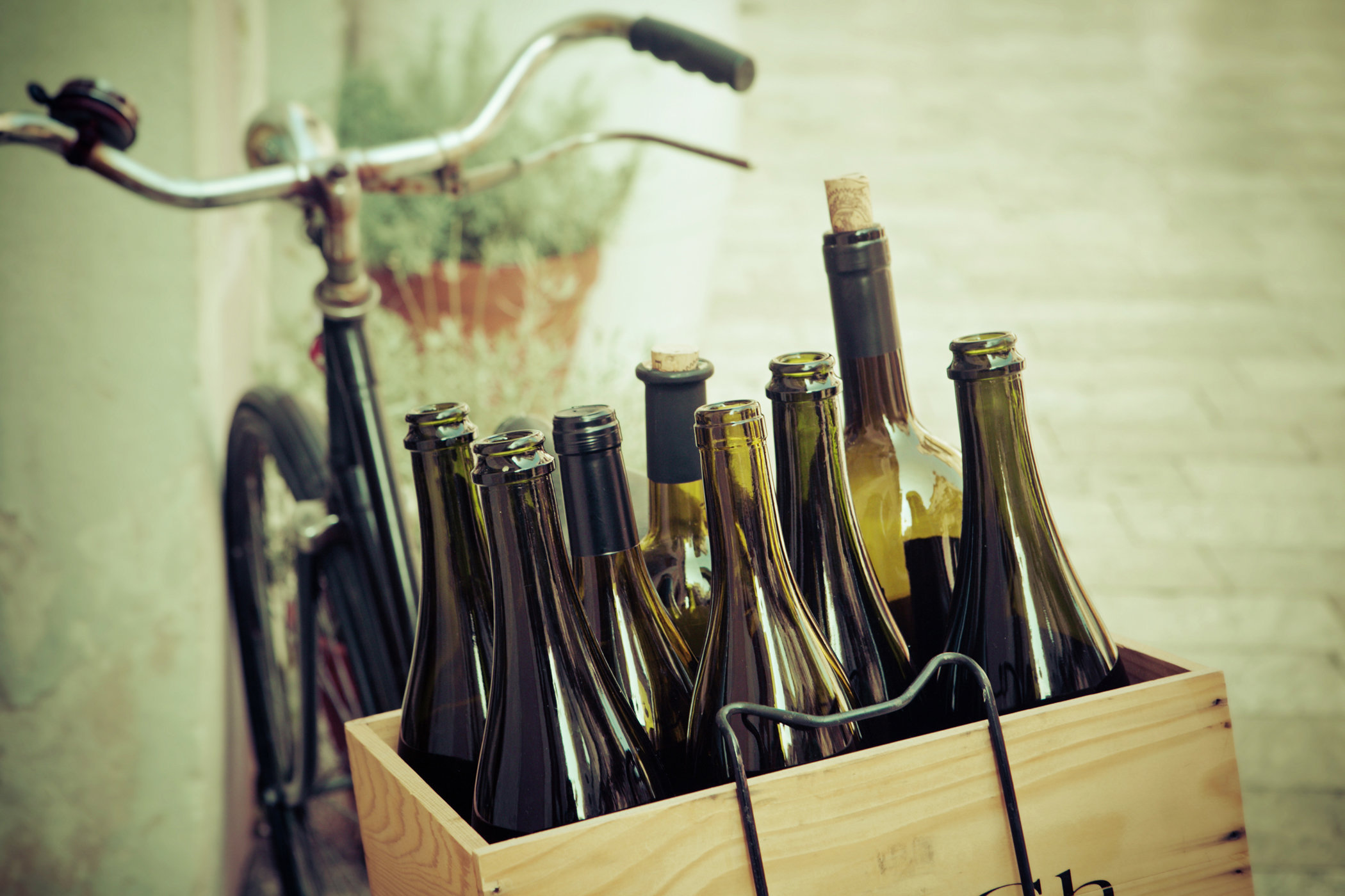 Wine Delivery