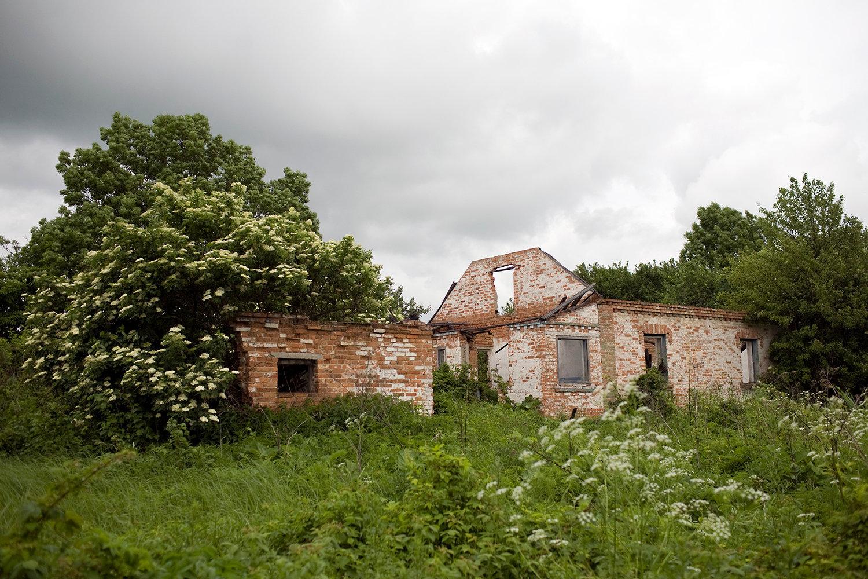 Abandoned house I.