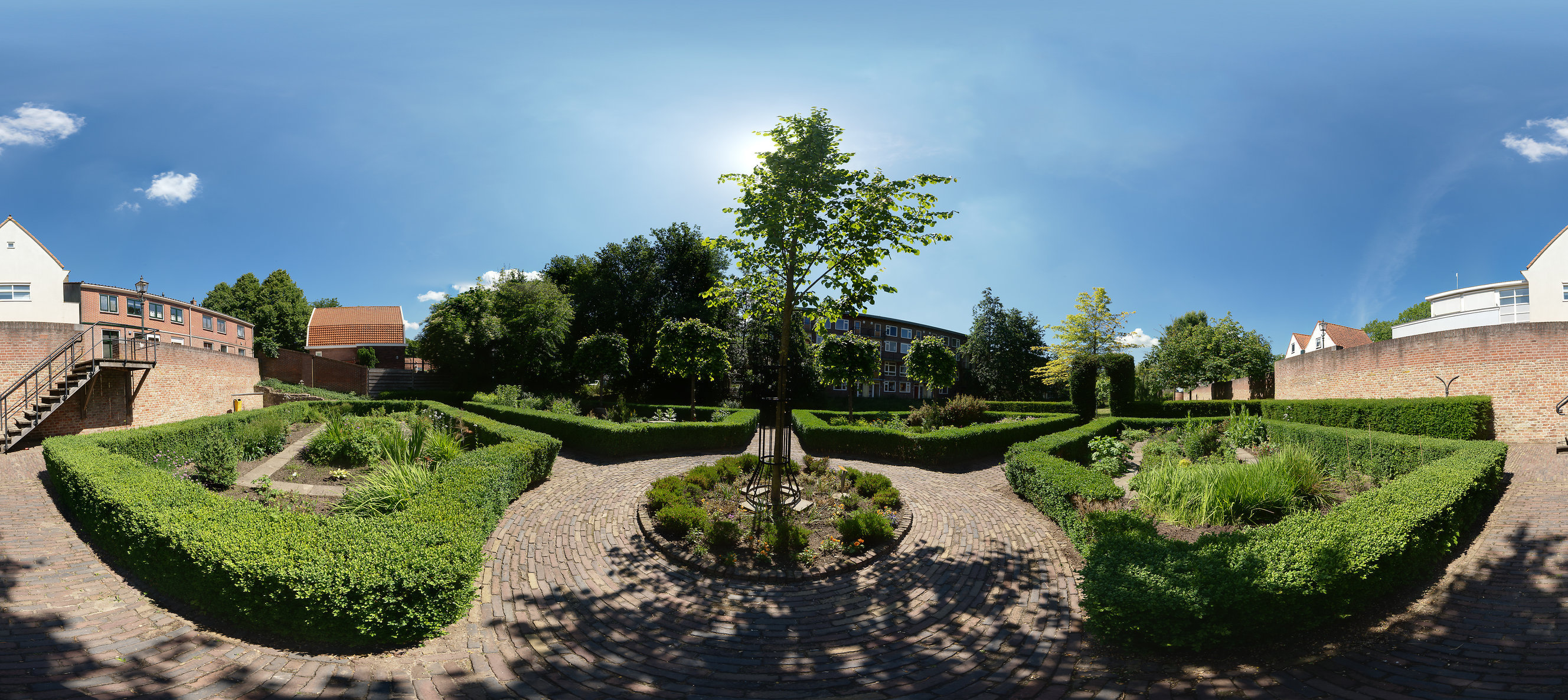 Vestingplantsoen IJsselstein
