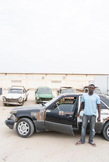 Joseph, 27, Guinèe Konakry
