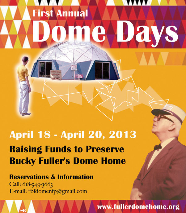 Promotional Poster for Dome Days
