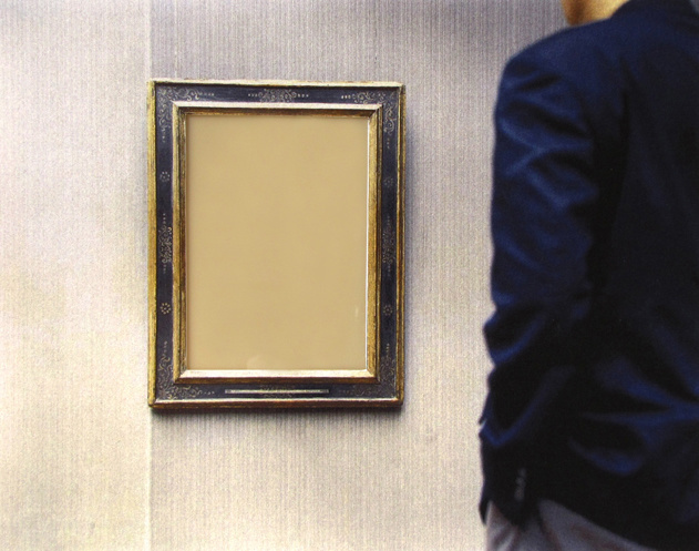 Alte Pinakothek - Self-Portait, 2000, Munich