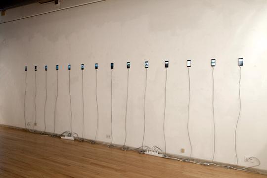 iScaps - Schneider Gallery, Chicago, 2011