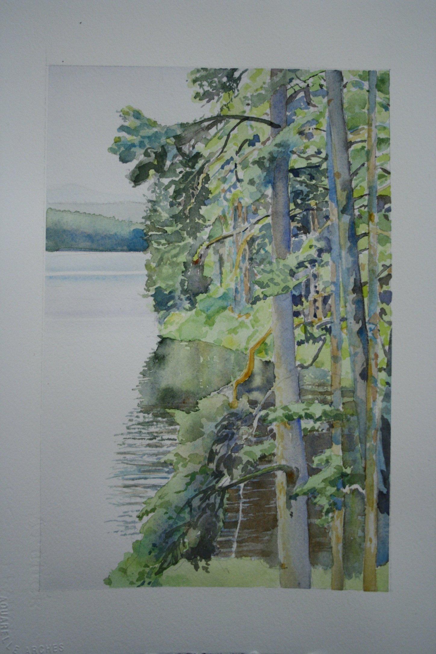 Paradise Lake (Sold)