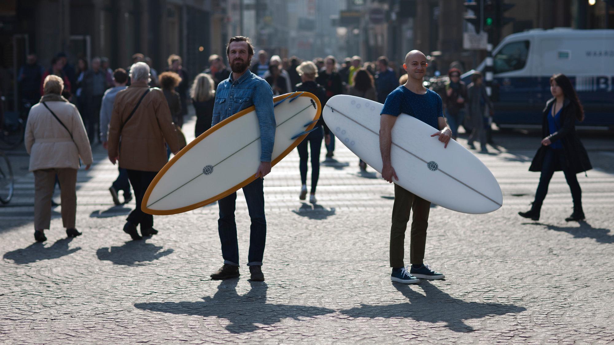 SeaSick Surfboards / Print