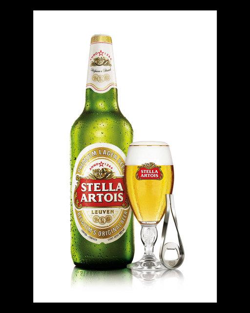 Lançamento Stella Artois de 1 litro