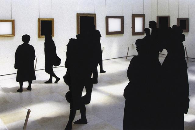 Musee d'Orsay I, 1989, Paris