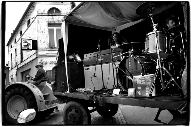 Traktor Blues. France, 2007