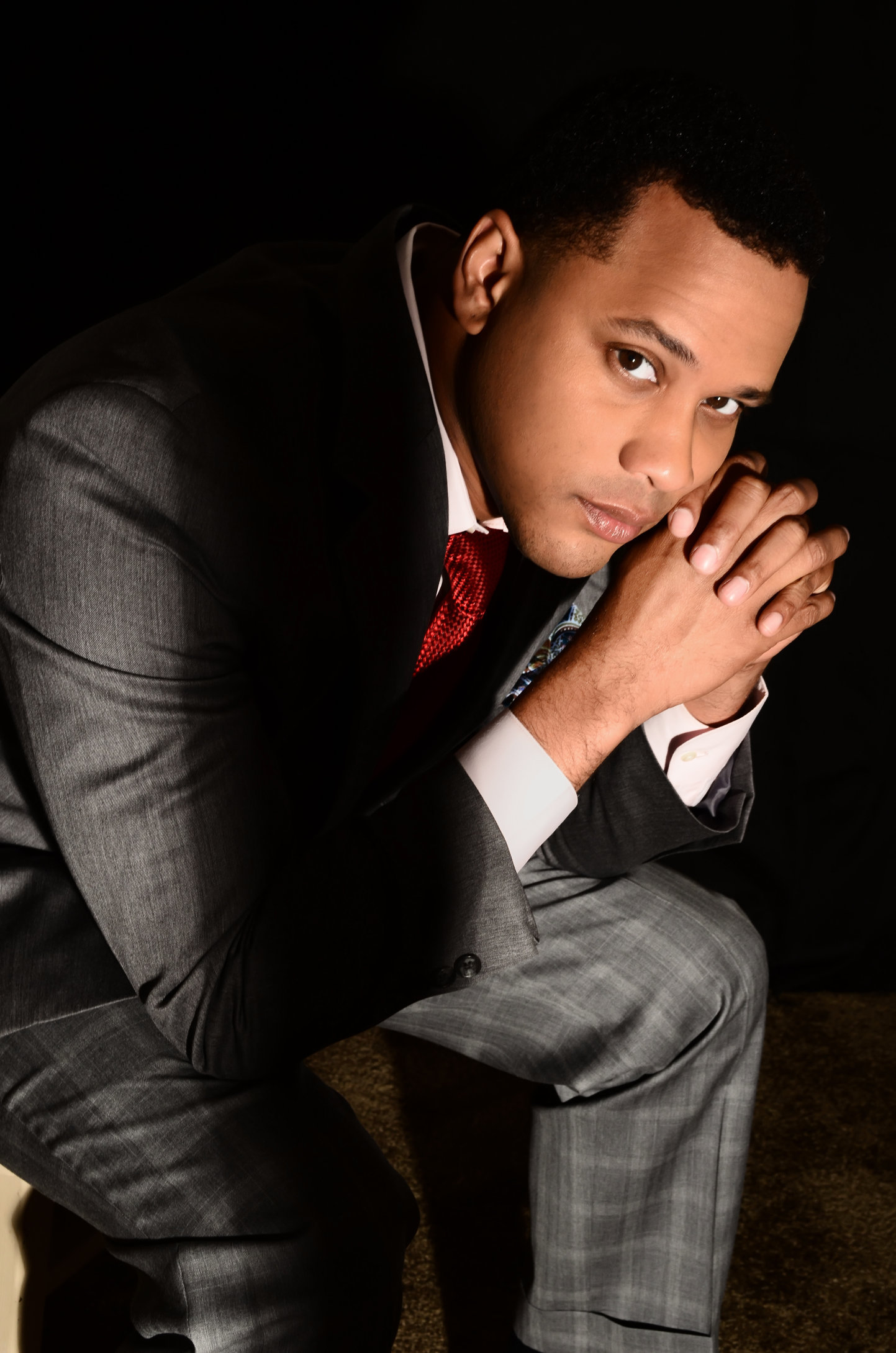 MICHAEL MARIO GOOD -  ACTOR, PRES. OF GOOD ACTING STUDIO. He worked for TYLER PERRY in Atlanta, AG.