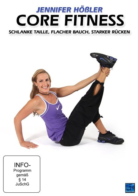 Core Fitness DVD Produktion