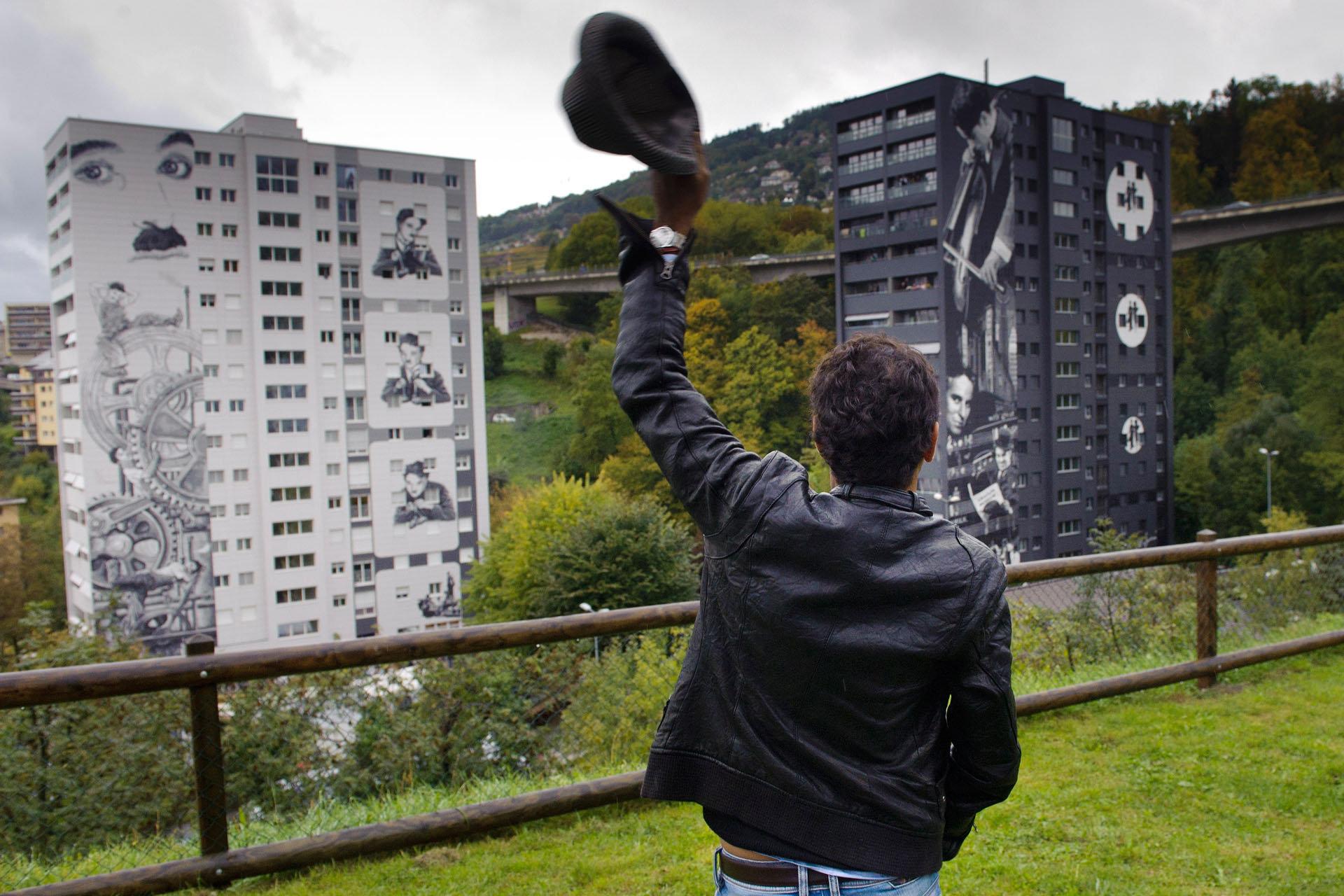 Jamel Debbouze - Vevey - 2011